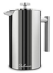 BELLEMAIN FRENCH PRESS COFFEE MAKER