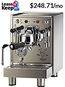 Bezzera BZ10 Espresso Machine