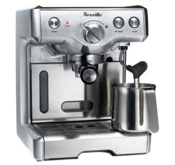 Breville 800ESXL Triple-Priming Die-Cast Espresso Machine