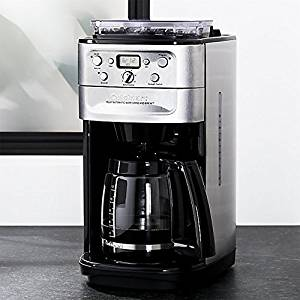 Cuisinart Automatic Coffeemaker Burr Grind and Brew
