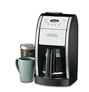 Cuisinart DGB-550BKFR 12 Cup Grind and Brew Automatic Coffee Maker