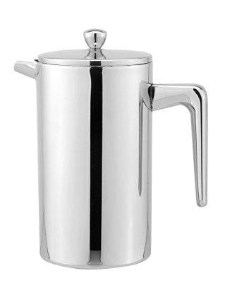 Cuisinox Double Walled French Press, 800ml, Stainless Steel