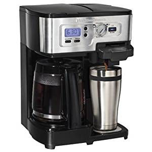 Hamilton Beach FlexBrew 2-Way Coffee Maker (49983)