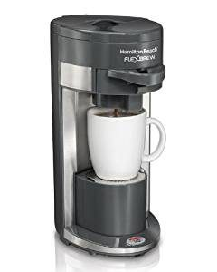 Hamilton Beach FlexBrew Single Serve Coffee Maker (49963)