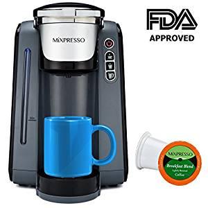 Mixpresso Single Cup Machine