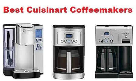 Best Cuisinart Coffeemakers