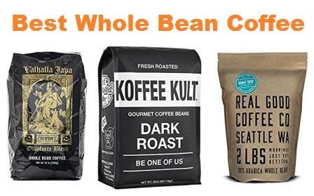 Best Whole Bean Coffee