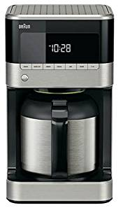 Braun KF7155BK Thermal Café Coffeemaker