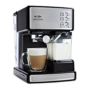 Coffee Cafe Barista Espresso and Cappuccino Maker
