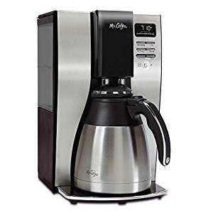 Coffee Optimal Brew 10-cup thermal coffeemaker system, BVMC-PSTX91-RB