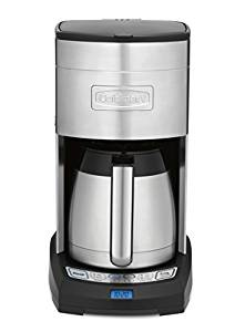 Cuisinart DCC-3750 Elite 10-Cup Thermal Coffeemaker, Stainless Steel