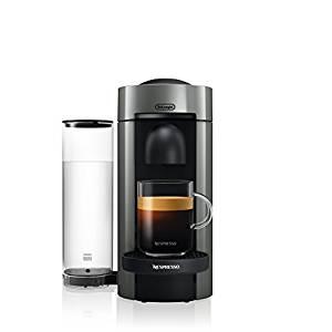 DeLonghi Nespresso VertuoPlus Coffee and Espresso Maker