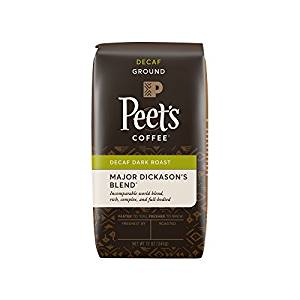 Decaf Major Dickason's Blend, 12 Ounce Bag