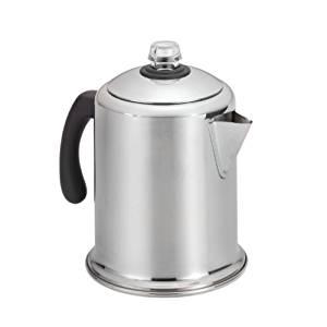 Farberware Classic Stainless-Steel Yosemite 8-Cup Coffee Percolator