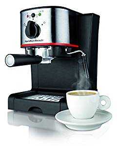 Hamilton Beach Espresso and Cappuccino Maker