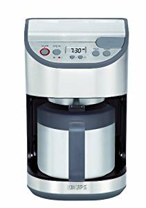 KRUPS KT611 Precision Programmable Thermal Carafe Coffee Maker Machine