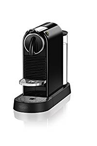 Nespresso CitiZ Espresso Machine by De'Longhi, Black