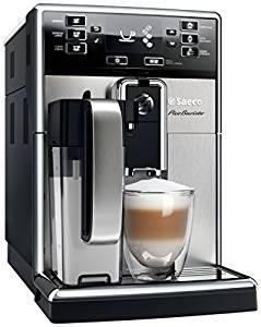 Saeco HD8927/47 Picobaristo Super-Automatic Espresso Machine (Top Pick)