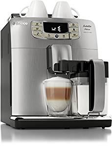 Saeco Intelia Cappuccino Deluxe Automatic Espresso Machine