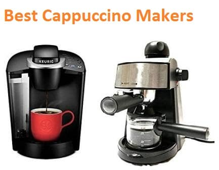 Top 15 Best Cappuccino Makers in 2018 - Ultimate guide