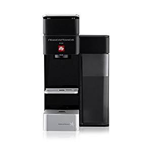 illy Francis Francis Y5 Iperespresso Espresso & Coffee, Black