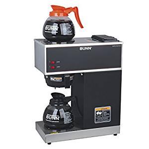 BUNN 33200.0015 VPR-2GD 12-Cup Pourover Coffee Brewer
