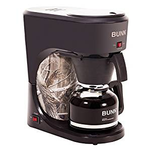 BUNN 45700.0006 Speed Brew Outdoorsman Coffeemaker, Black
