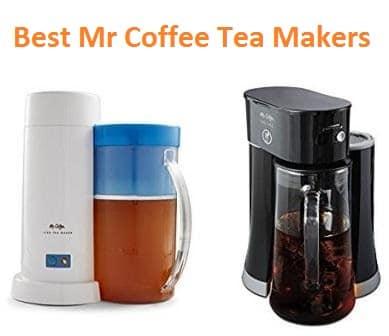 Best Mr Coffee Tea Makers