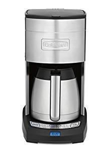 Cuisinart DCC-3750 Elite 10-Cup Thermal Coffeemaker, Stainless Steel – Amazon Exclusive