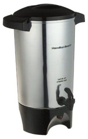 Hamilton Beach 40515R 45 -Cup Coffee Urn