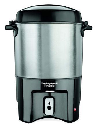 Hamilton Beach 40540 Brew Station 40-Cup Coffee Urn