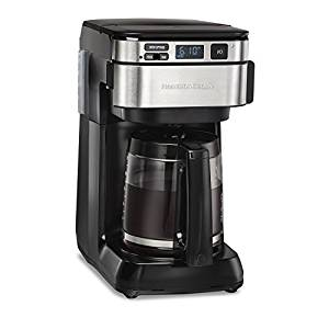 Hamilton Beach 46310 Coffee Maker, Black