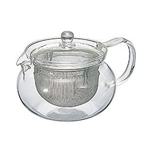 "Hario Cha Cha Kyusu""Maru"" Tea Pot, 700ml"