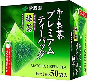 Itoen Ryokucha Green tea Matcha Blend Premium