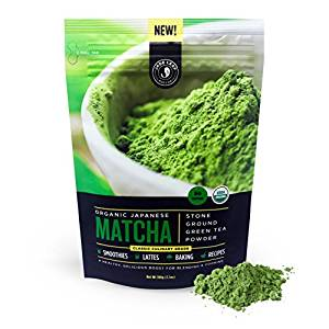 Jade Leaf - Organic Japanese Matcha Green Tea Powder