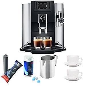 Jura E8 Espresso Coffee Machine
