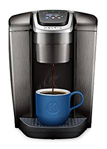 Keurig K-Elite K Single Serve K-Cup Pod Maker, with Strong Temperature Control