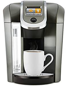 Keurig K575 Single Serve K-Cup Pod Coffee Maker with 12oz Brew Size
