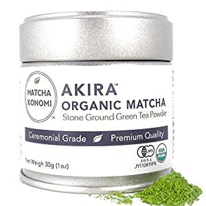 Matcha Konomi - Premium Ceremonial Grade Organic Japanese Matcha Green Tea Powder