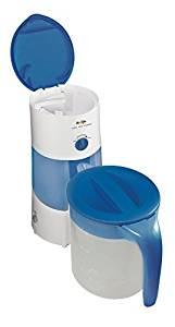 Mr. Coffee 3-Quart Iced Tea and Coffee Maker, Blue