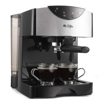 Mr. Coffee Automatic Dual Shot Espresso System