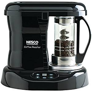 Nesco – Coffee Bean Roaster – 800 Watts/120 Volt – Black (CR-1010-PRR)