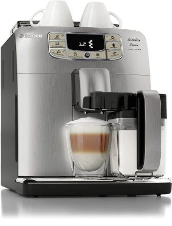 Saeco Intelia Deluxe Automatic Espresso Machine
