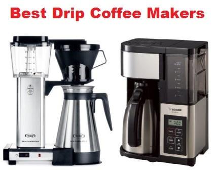 Top 20 Best drip coffee makers in 2018