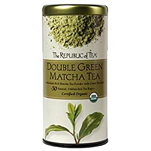The Republic Of Tea Double Green Matcha