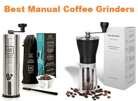 Top 15 Best Manual Coffee Grinders in 2018