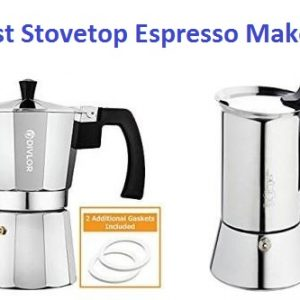 Top 15 Best Stovetop Espresso Makers in 2020
