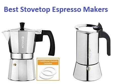 Top 15 Best Stovetop Espresso Makers in 2018
