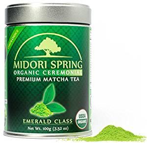 Top 15 best match green tea in 2018