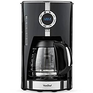 VonShef Digital Filter Coffee Maker